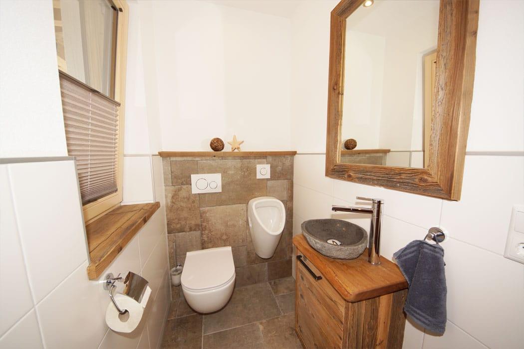 Appartement Hirsch - Badezimmer