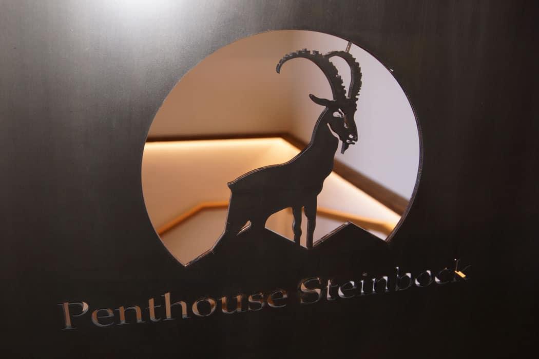 Penthouse Steinbock